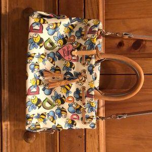 Dooney&Bourke limiter edition bumble bee bag